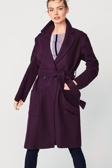Next Belted Coat -Tall