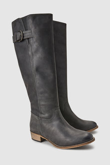 Next Slouch Long Boots