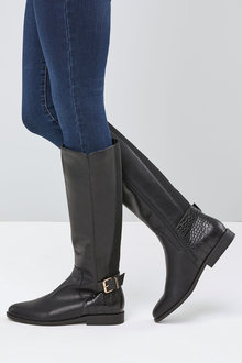 Next Knee High Rider Boots