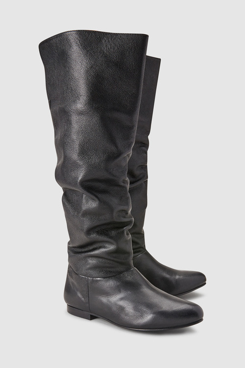 Next Forever Comfort Leather Long Boots