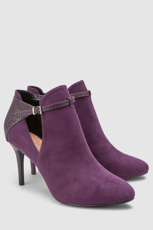 8cd74437948f13 Next Forever Comfort Open Side Shoe Boots Online