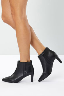 Next Forever Comfort Formal Ankle Boots