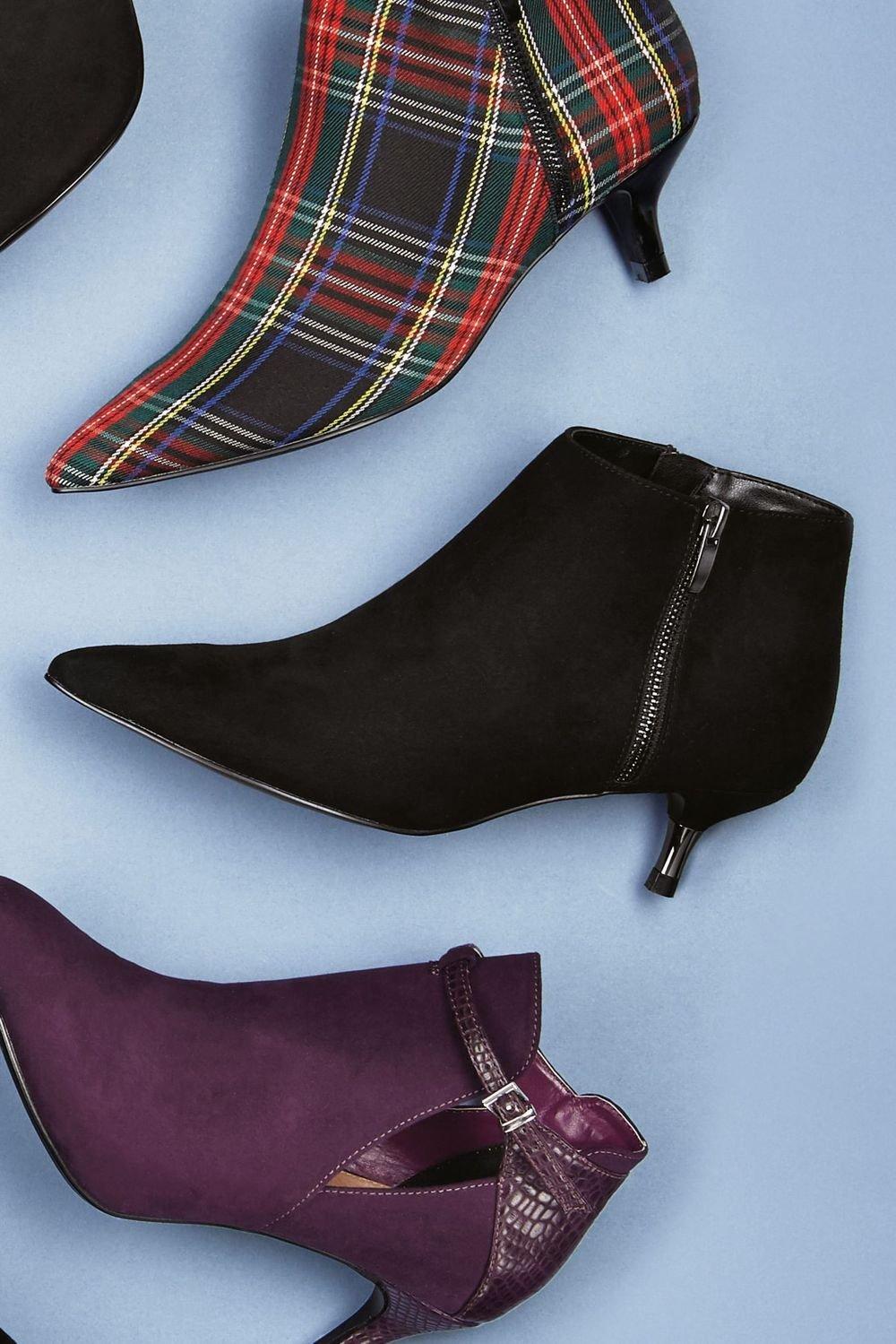 362592ba26f8 Next Kitten Heel Ankle Boots Online