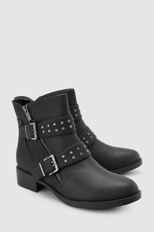 Next Biker Ankle Boots