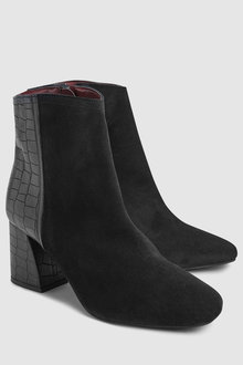 Next Signature Comfort Ankle Boots