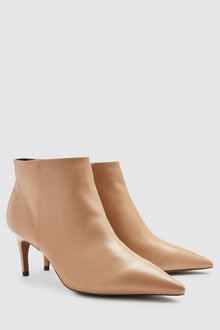 Next Forever Comfort Leather Shoe Boots