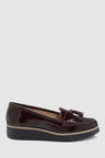 Next Leather EVA Tassel Loafers