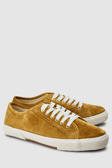 Next Classic Lace-Up Trainers
