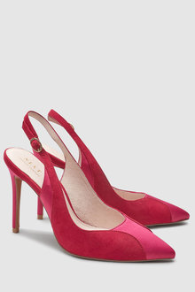 Next Signature Slingbacks
