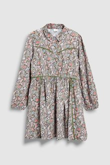 Next Ditsy Shirt Dress (3-16yrs)