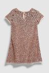 Next Sequin Shift Dress (3-16yrs)