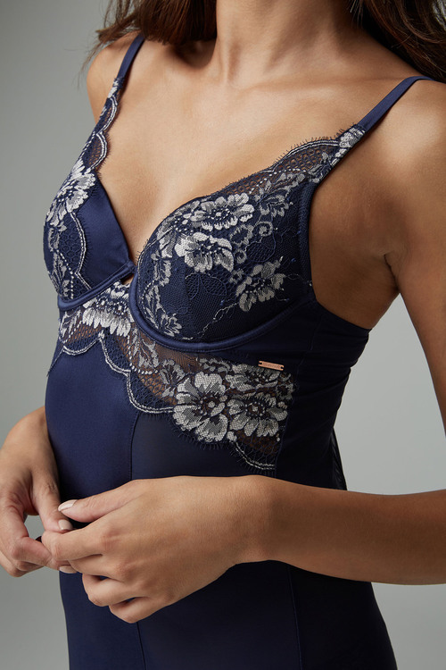 Next Silk And Lace Cami Suspender