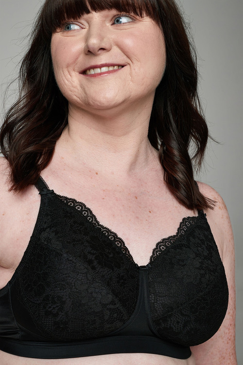 Next Lightly Padded Non Wired Post Surgery Bra