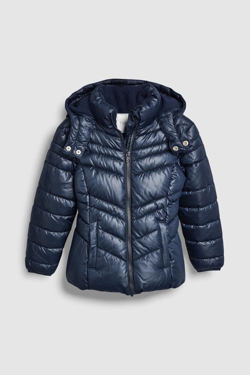 Next Short Padded Jacket (3-16yrs)