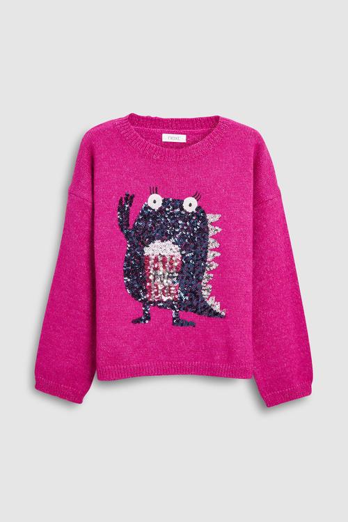 Next Monster Sweater (3-16yrs)