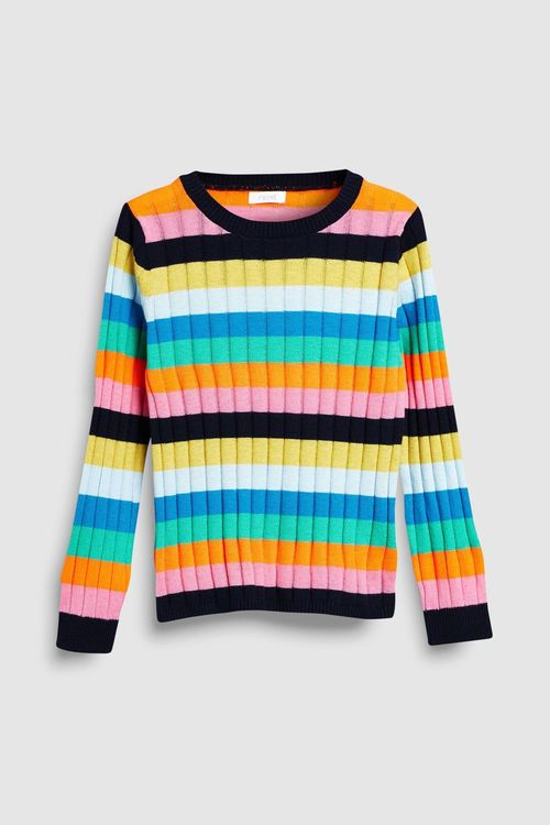 Next Stripe Sweater (3-16yrs)