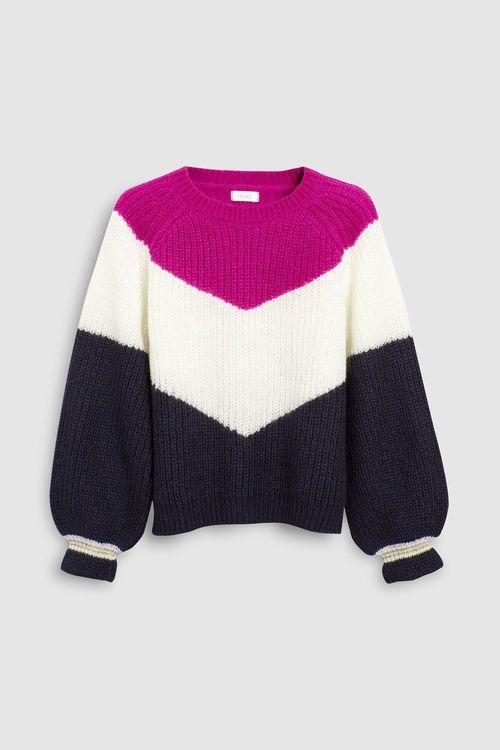 Next Chevron Sweater (3-16yrs)