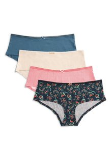 Next Cotton Shorts Four Pack