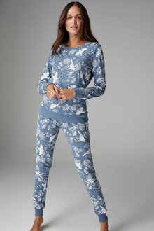 Next Bird Cotton Pyjamas