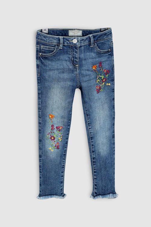 Next Embroidered Skinny Jeans (3-16yrs) Online | Shop EziBuy