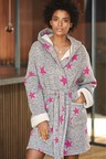 Next Knit Look Fleece Robe