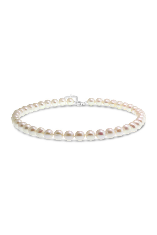 By Fairfax & Roberts Real Everyday Classic Pearl Short Necklace