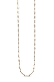 By Fairfax & Roberts Real Everyday Classic Pearl Opera Necklace - 217288