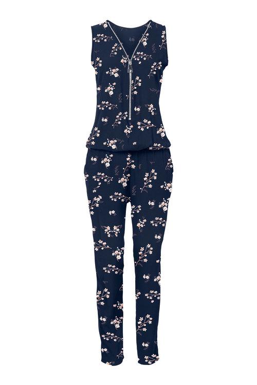 Urban Zip Front Jumpsuit