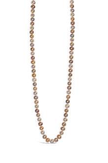 By Fairfax & Roberts Real Everyday Classic Pearl Long Necklace - 217302
