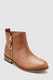 Next Zip Chelsea Boots (Older)