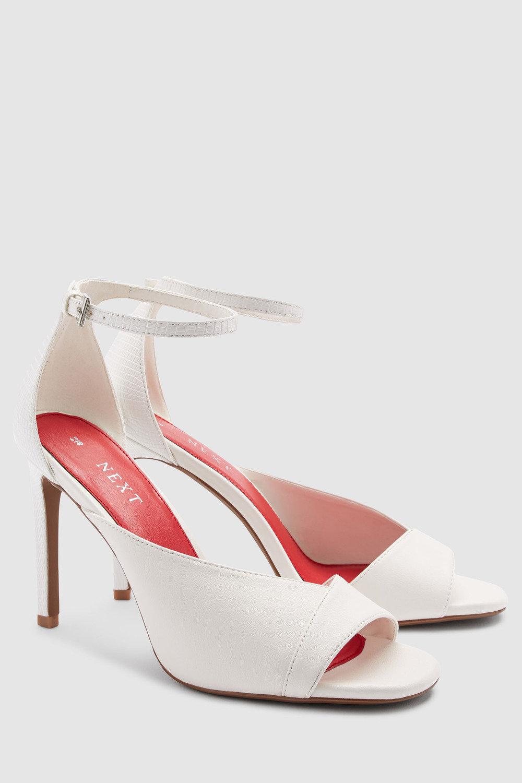e07ce720d957 Next Asymmetric Two Part Sandals Online