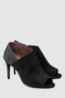 Next Asymmetric Shoe Boots