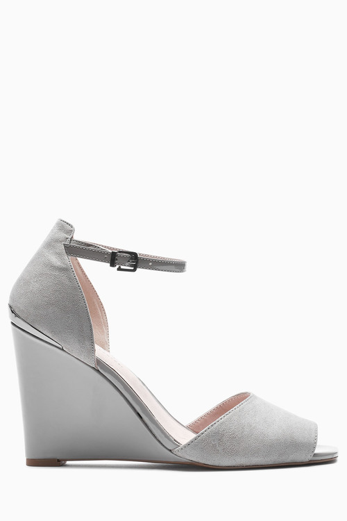 Next Peeptoe Wedges