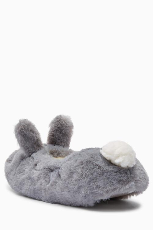 Next Bunny Ballet Slippers (Older)