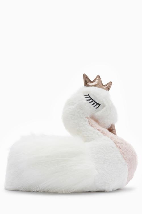Next 3D Swan Slippers (Older)