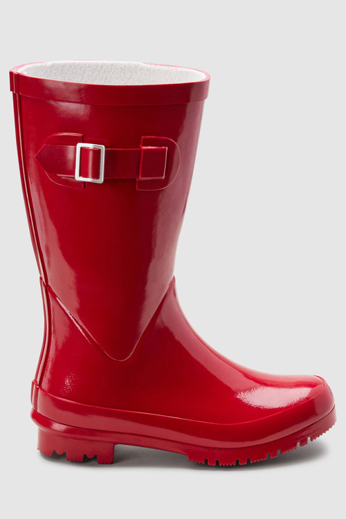 Next Glossy Wellies (Older)