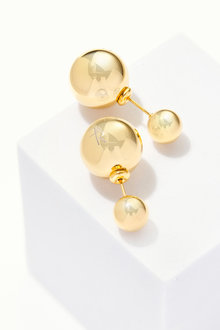 By Fairfax & Roberts Contemporary Duo Earrings - 217353