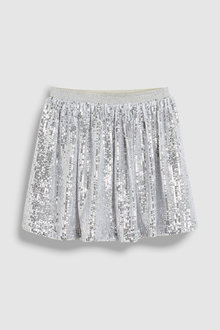 Next Sequin Skirt (3-16yrs)