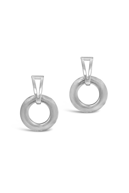 By Fairfax & Roberts Contemporary Geometric Earrings