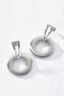 By Fairfax & Roberts Contemporary Geometric Earrings - 217408