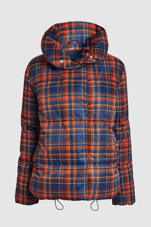 Next Tartan Padded Jacket