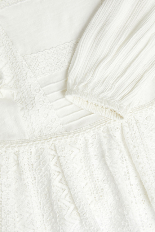 Next Lace Detail Blouse (3-16yrs)