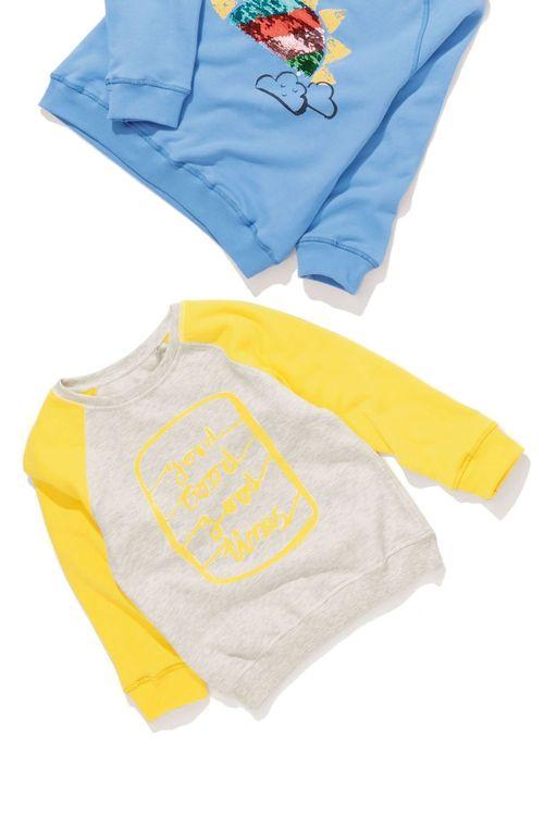 Next Crew Neck Sweater (3-16yrs)
