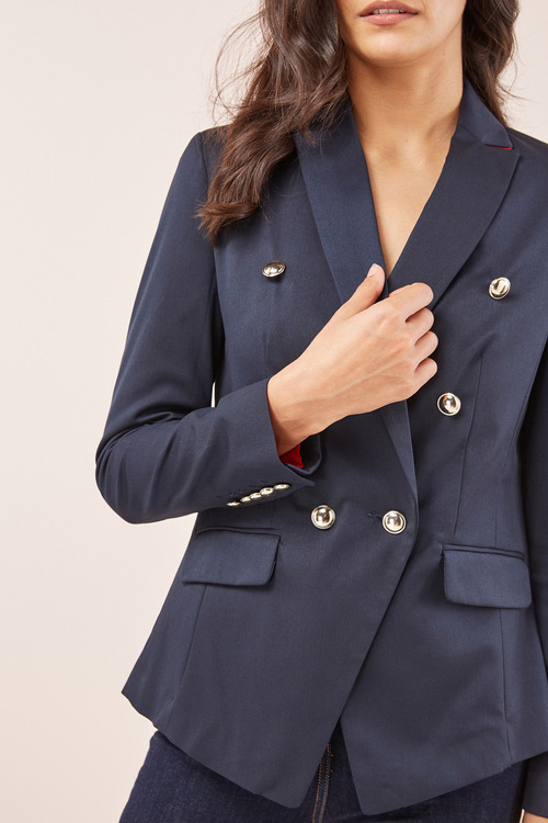 Next Double Breasted Blazer