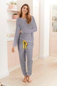 Next Tie Waist Pyjamas