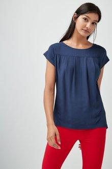 Next Boxy T-Shirt -Petite