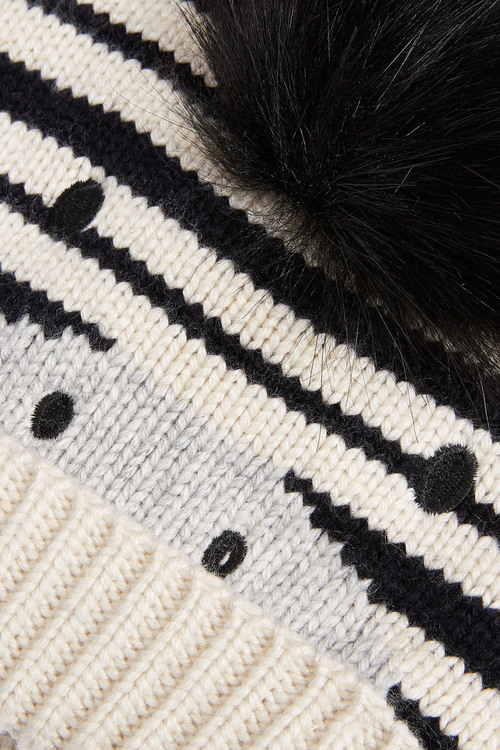 Next Zebra Beanie (Older)