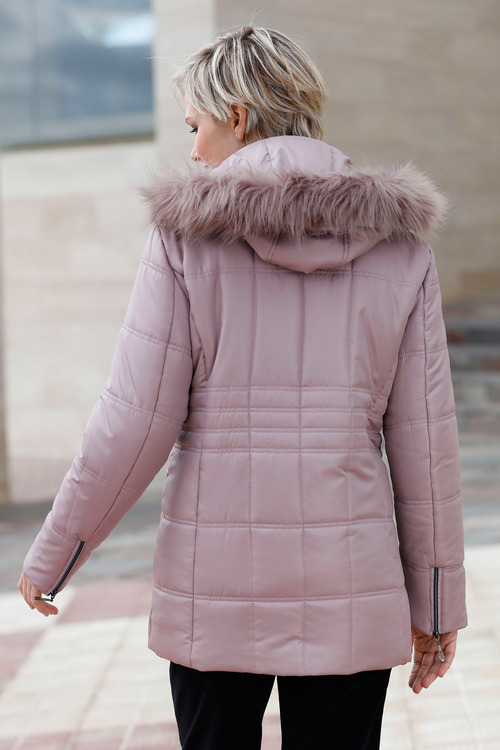 Capture European Puffer Jacket
