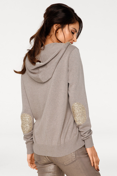 Heine Sequin Embellished Cardigan