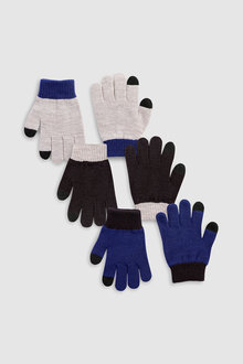 Next Gloves Three Pack (Older)
